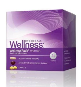Wellness витамины для женщин