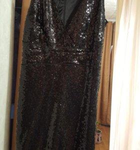 Платье новое. Очень красивое.