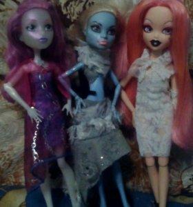 Куклы Монстр хай и одна братзилос