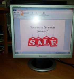Распродажа 17' ЖК Монитор Samsung SyncMaster 713N