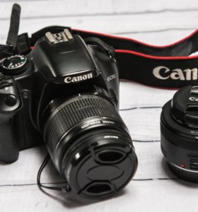 Canon EOS 450D EF-S 18-55mm