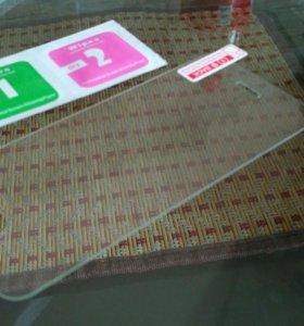 Защитное стекло iPhone 4 5 6 7. xiaomi note 4x