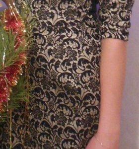 Праздничное платье 46 размер