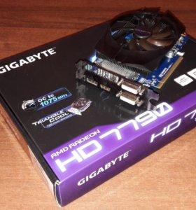Видеокарта Gigabite Radeon HD 7790 1 GB