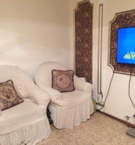 Квартира, 4 комнаты, 56.8 м²