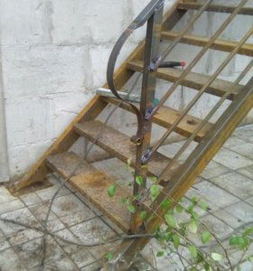 Лестницы на улицу
