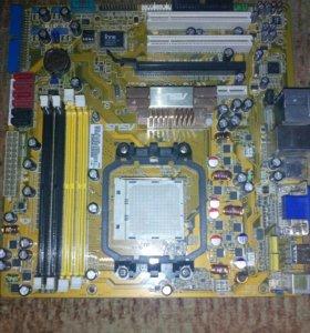 Asus M3N78-EMH HDMI AM2+