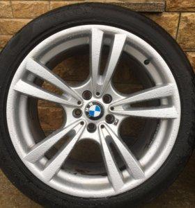 Колёсные диски BMW X6 M