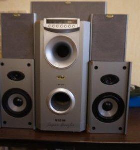 акустика 5-1