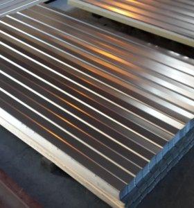 профнастил с-8 light цинк 0,4мм