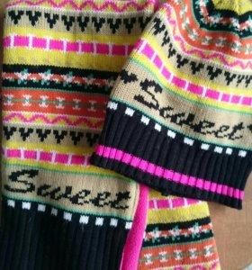 Шапка и шарф фирмы Acoola