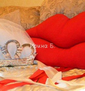 Свадебные аксессуары. Набор для машины невесты
