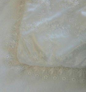 Конверт.Красивое одеяло на выписку