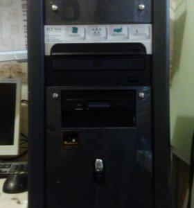 Системник для интернета и офиса 2ядра,2гб