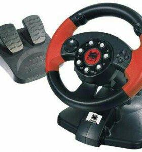 Speedlink SL-6681 руль и педали