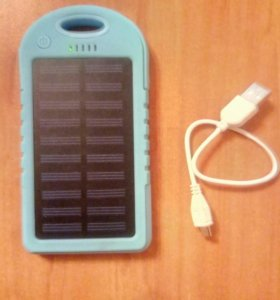 Powerbank 5000 mAH.