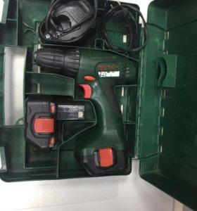 Шуруповёрт Bosch PSR1200
