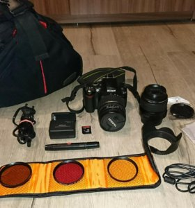Фотоаппарат Nikon D40