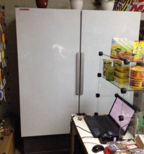 Витрины и холодильники