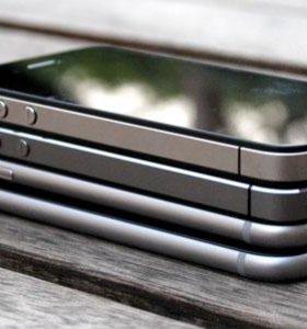 iPhone б/у от 4-ки до 6s