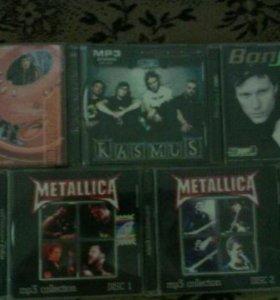 MP-3 CD,mp3 диски