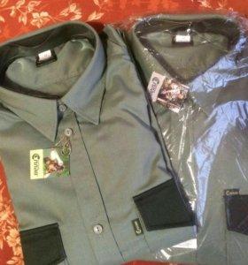Рубашка Охранник Сплав