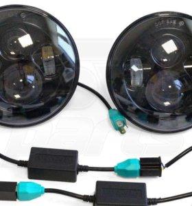 Фары передние светодиодные LED