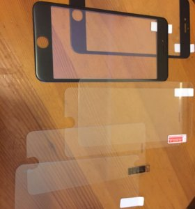 Защитное стекло для iPhone 6/6s и 6+/6s+