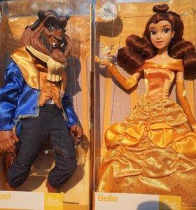 Кукла Красавица / Belle & Beast / чудовище