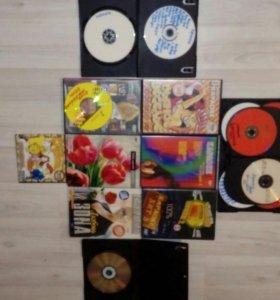 Караоке диски.