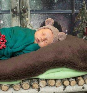 Фотограф новорожденных и деток до года