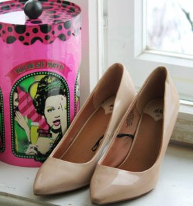 Туфли лодочки бренда H&M