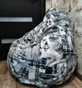 Новое Кресло- мешок, супер размер 130-100