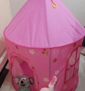 Игровой домик игровая палатка