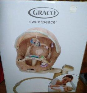 Электронные качели Graco