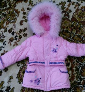 Очень теплая куртка и комбез