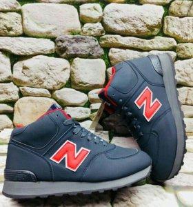 Новые зимние мужские кроссовки