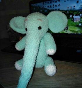 Мятный слоник
