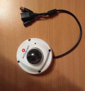 IP камера видеонаблюдения Activecam