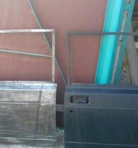 Двери для ваз 2105-2107