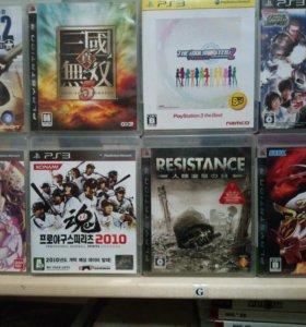 Japan Games (PS3) 日本のゲーム