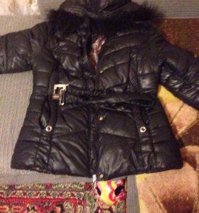 Зимние куртка женский