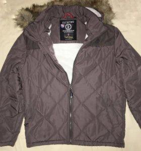 Новый Пуховик зимняя куртка