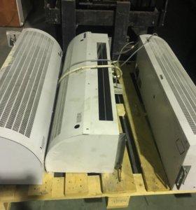 Тепловая завеса тепломаш на 9 кВт