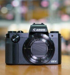 Canon power shot G5X