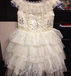 Потрясающее платье для вашей принцессы