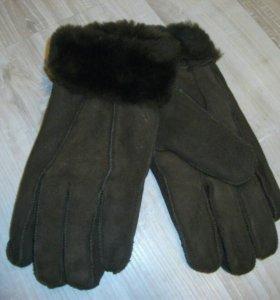 Перчатки натуральные