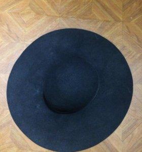 Шляпа широкополая