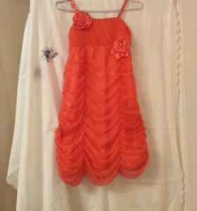 Платье для девочки (пр-во Турция)