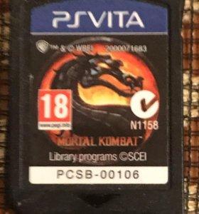 Mortal combat (ps vita)